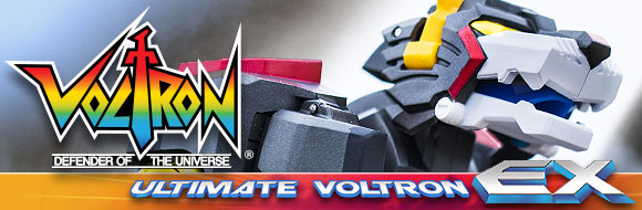 VOltron Super Poseable Action Figure
